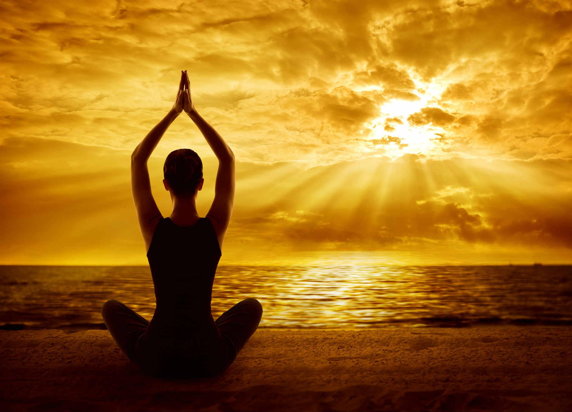Yoga at Green Living Retreat